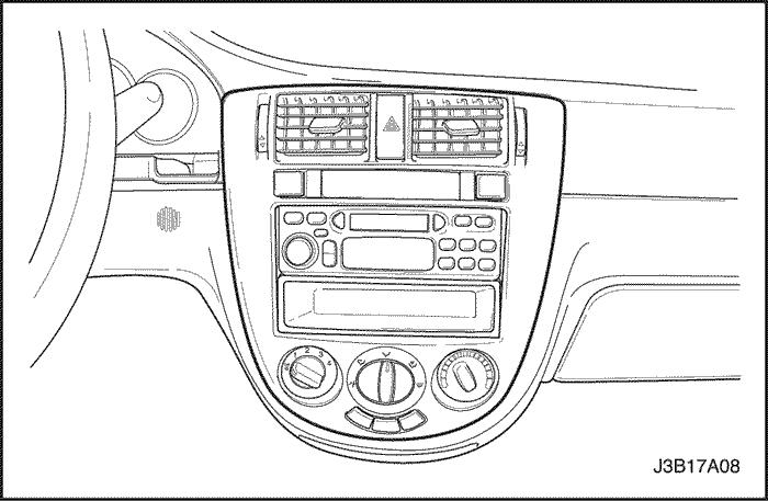 chevrolet lacetti панель приборов обозначения