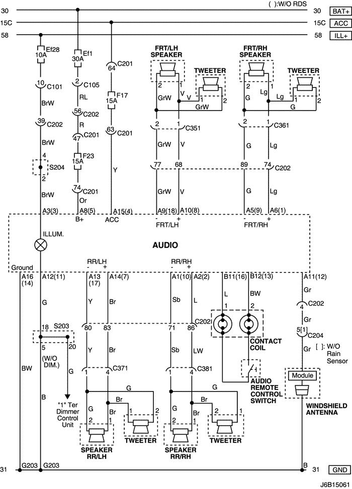 Антенна [Архив] - Chevrolet